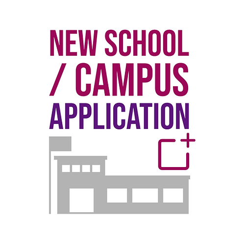 New School / Campus Application