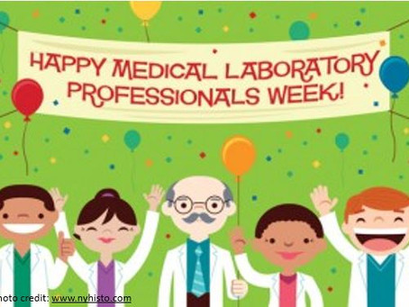 Ontario Medical Laboratory Professionals, who are they? #MedLabWeek2019