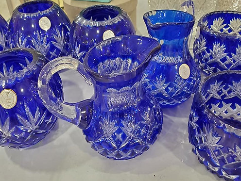 Royal Blue Glassware *TEST ONLY/CURRENTLY NOT FOR SALE*
