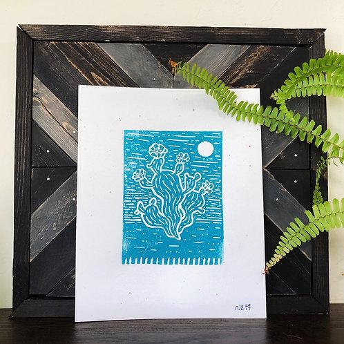 Desert Dweller print