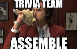 SAVE THE DATE!  HHFC TRIVIA NIGHT: 7th August
