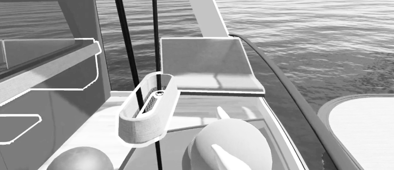 realite virtuelle simulateur configurate