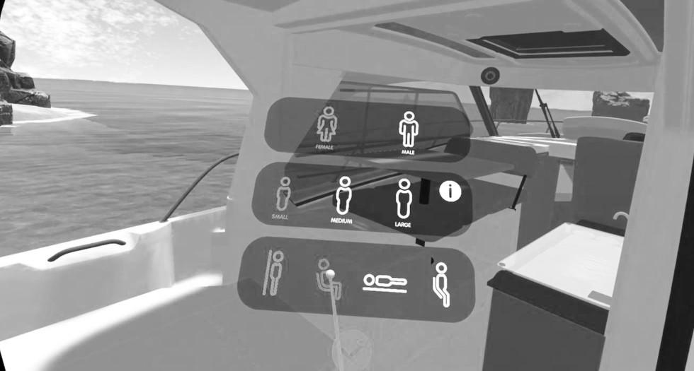 experience realite virtuelle ergonomie.J