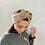 Thumbnail: 〈 カバー単品 ・S・R・L〉  ワイド 幅  ベージュゴールド ヘアターバン  着せ替えターバンQPPA