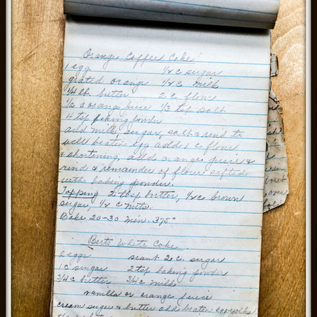Nana Minnie's Recipes