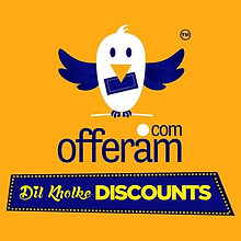 Offeram.com Dil Kholke Discounts - Mobile Application for Discounts, Deals, Offers, Games, Tambola