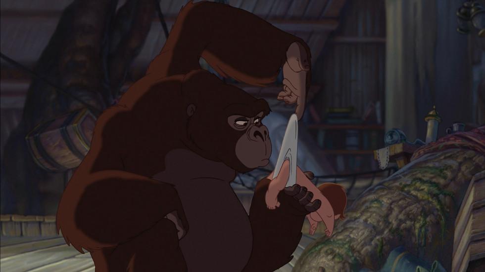 "Excerpts from ""Tarzan"" - Kala"