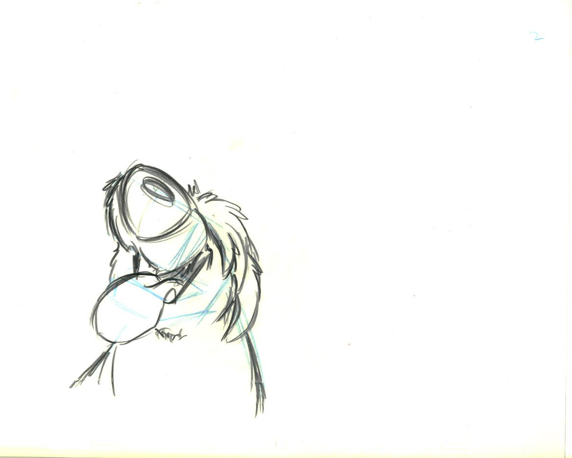 The Little Mermaid -- Max