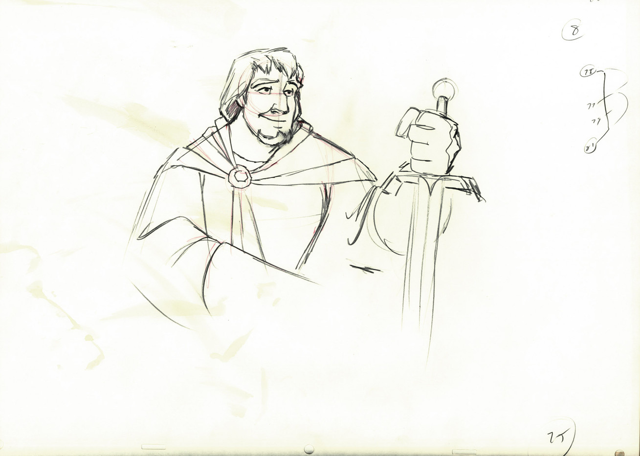 The Hunchback of Notre Dame -- Phoebus