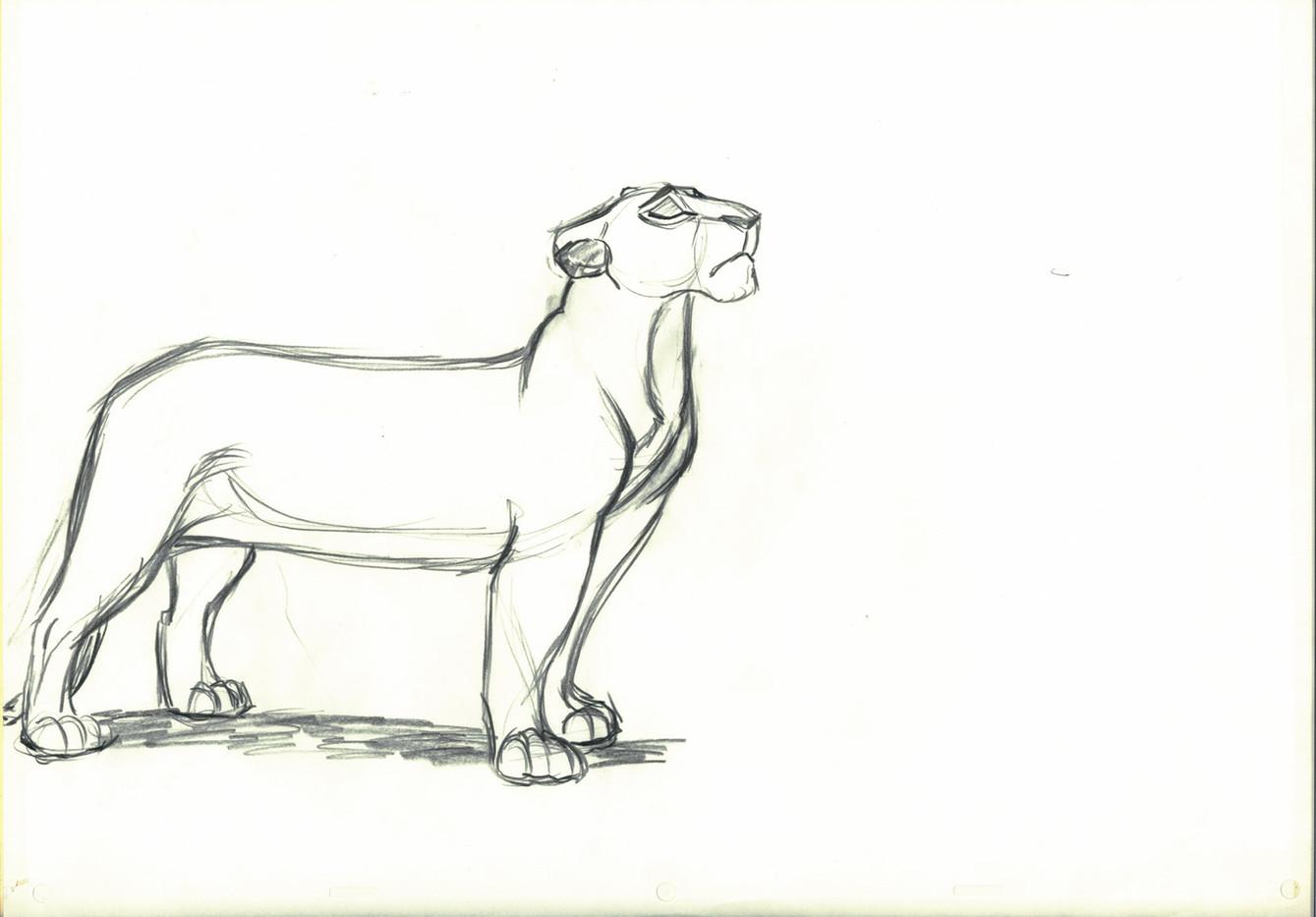 The Lion King -- Sarabi