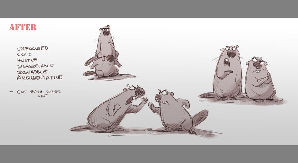 Wonder Park -- Beavers