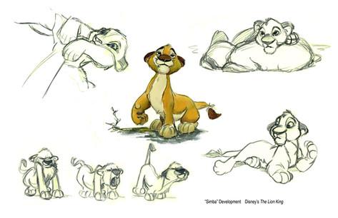 The Lion King -- Simba