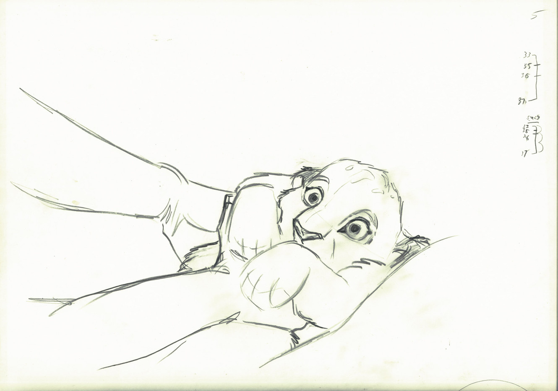 The Lion King -- Infant Simba
