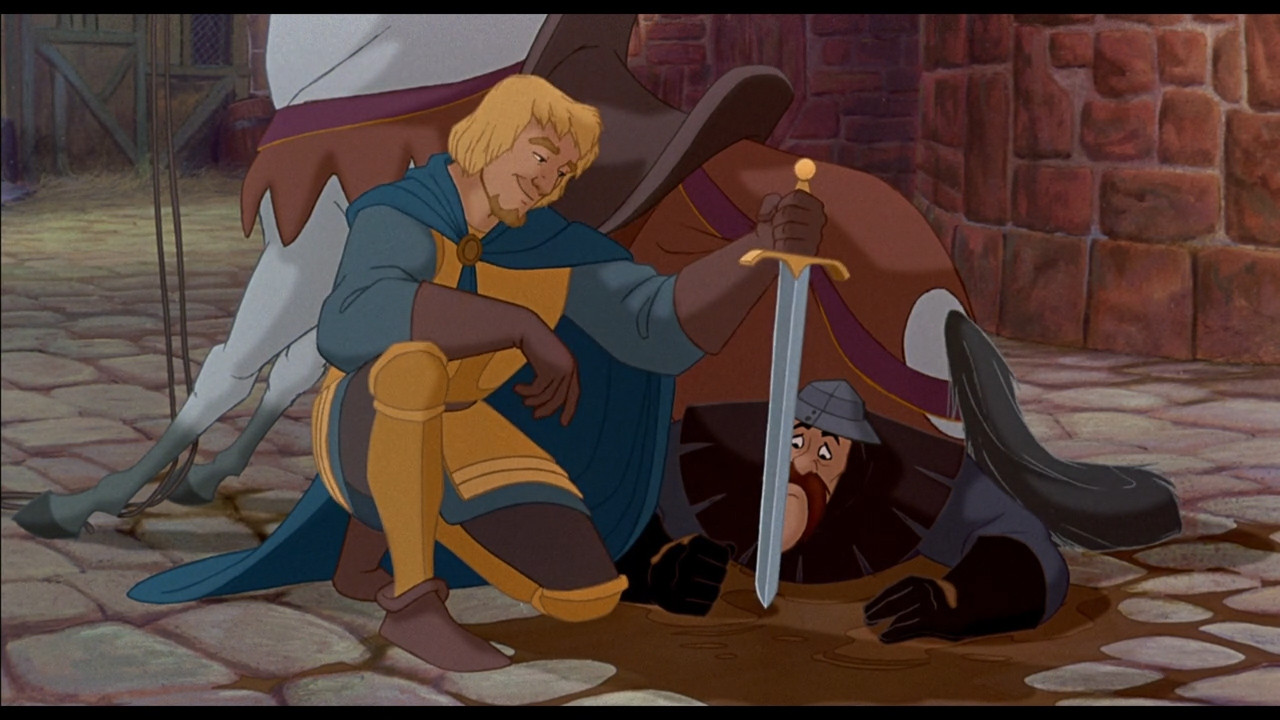 """Excerpts from """"The Hunchback of Notre Dame"""" - Phoebus"""
