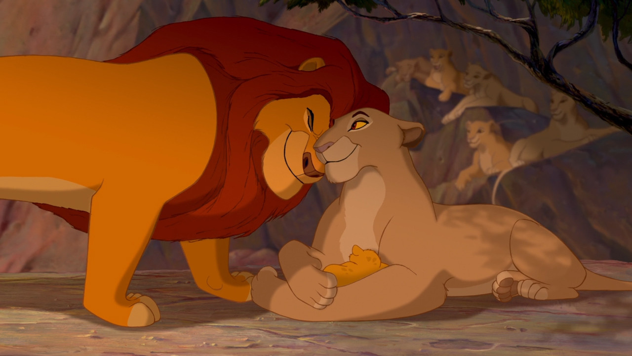 """Excerpts from """"The Lion King"""" - Sarabi & Infant Simba"""