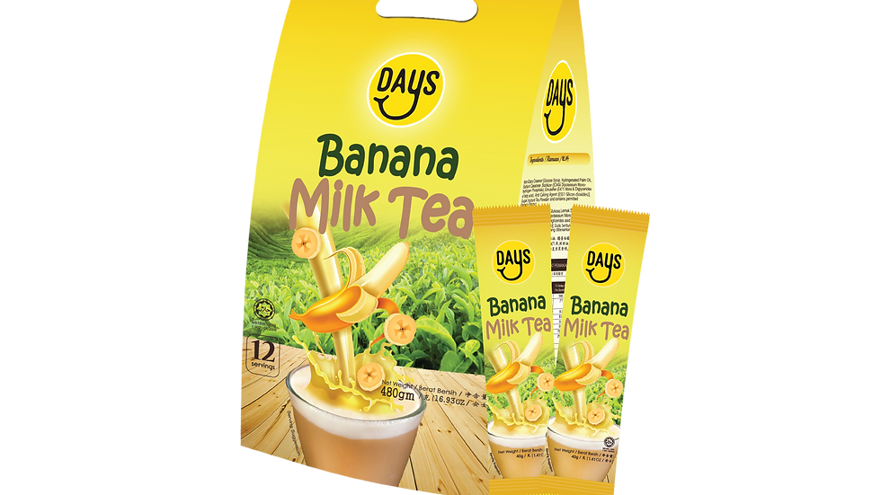 Cobizco Banana Milk Tea