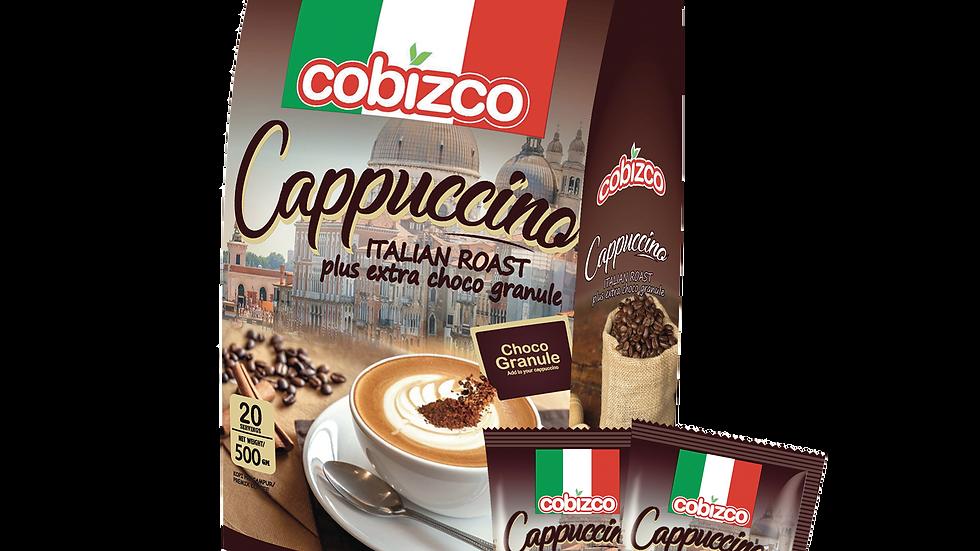Cobizco Cappuccino  (With Extra Choco Granule)