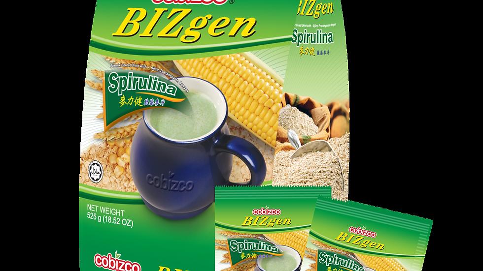 Cobizco Bizgen Spirulina Cereal Drink