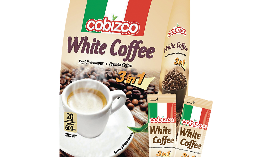 Cobizco White Coffee