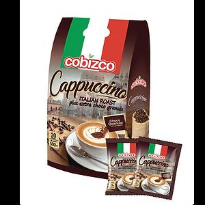 Cobizco Cappuccino with extra choco gran