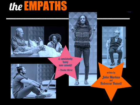 the empaths: a comedy.