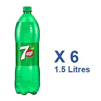 7UP 1.5L x 6