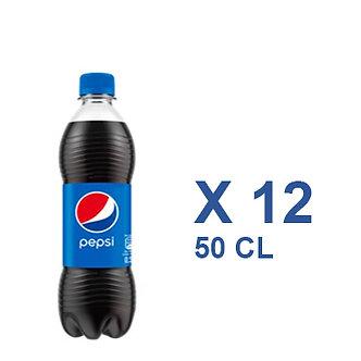 Pepsi 50cl x 12