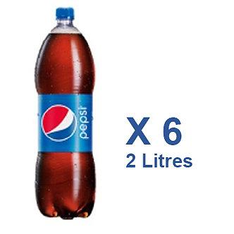 Pepsi 2L x 6