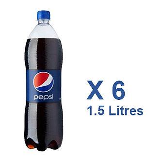 Pepsi 1.5L x 6