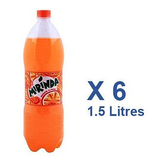 Mirinda Orange 1.5L x 6