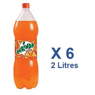Mirinda Orange 2L x 6