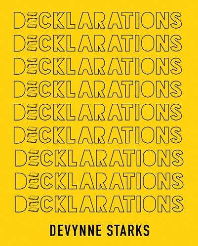 DECKLARATION CARDS