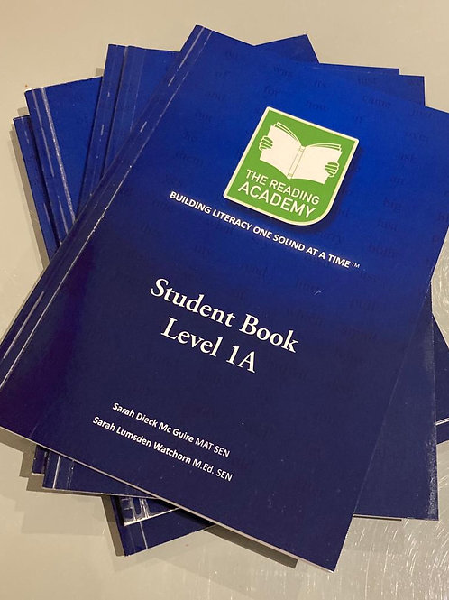 Student book level 1A