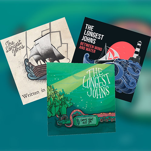 All Three Albums Bundle