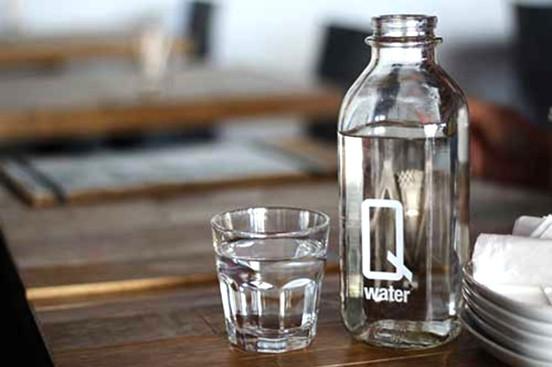 Q water Classic Milk Jug