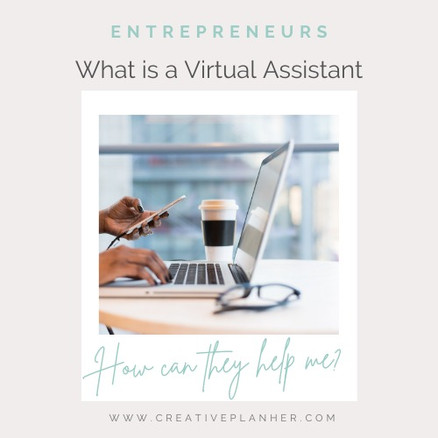Virtual Assistants: What are They?