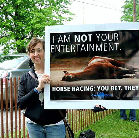 Iroquois Steeplechase Protest.jpg