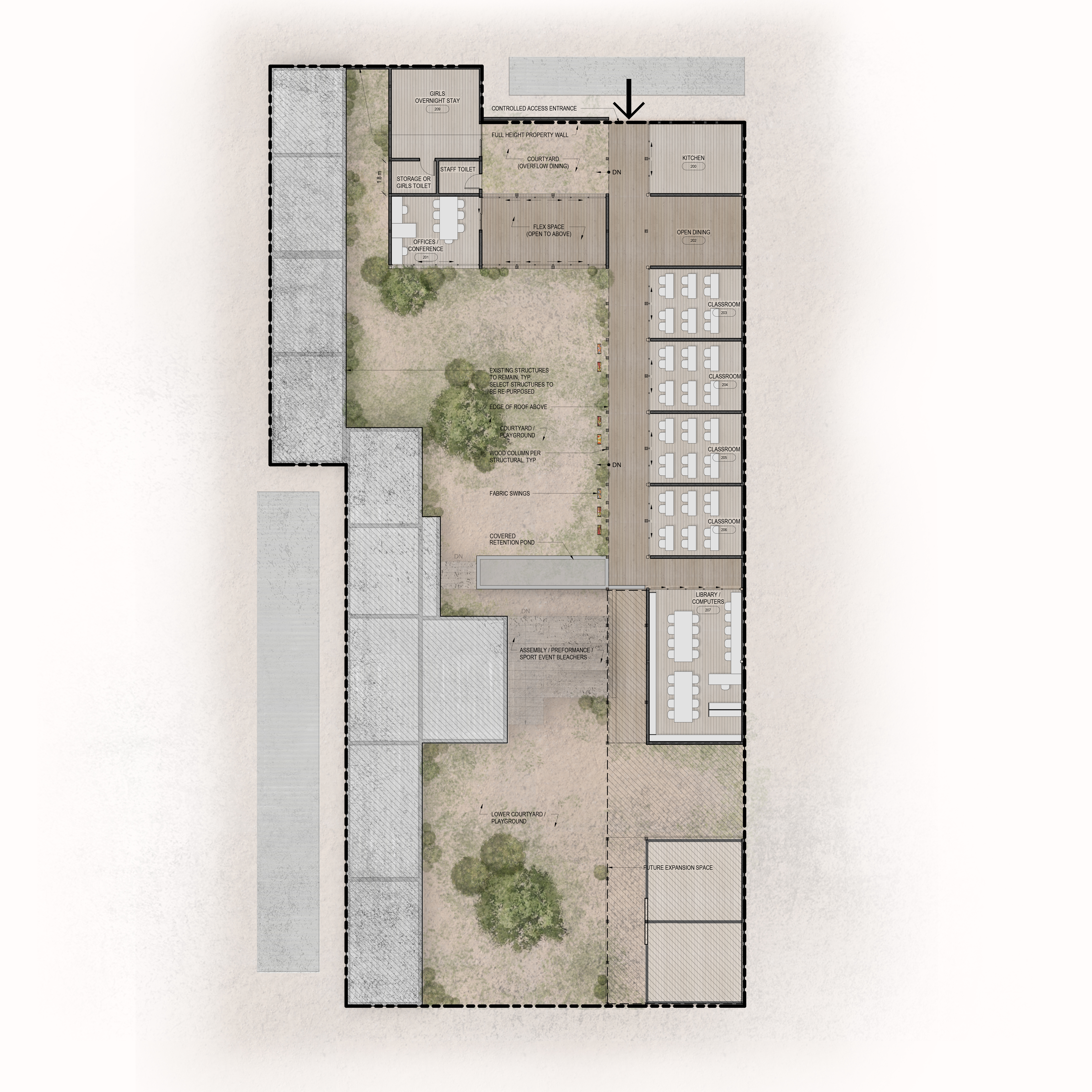 A2.10 Site Plan