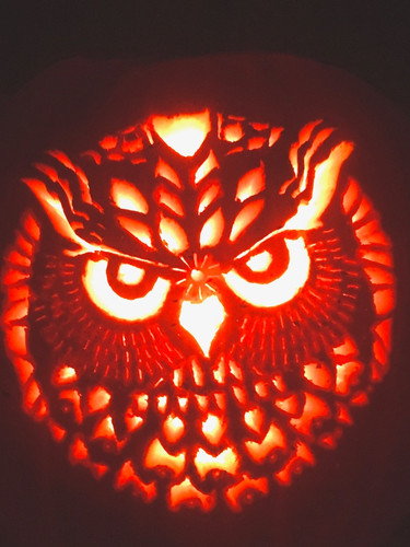Lukas Pumpkin Carving Master 2