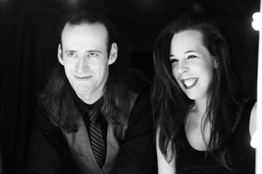Studio Session for Acoustic Duo- Radski Photography