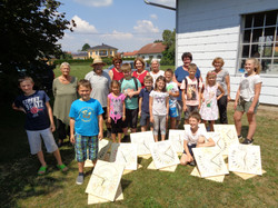 Ferienprogramm Sonnenuhrenbau (5)