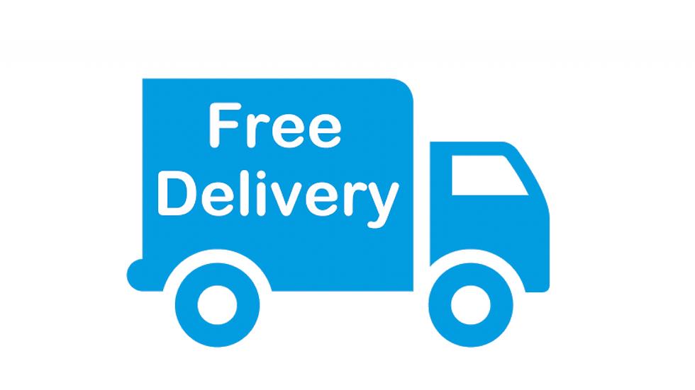 Consegna gratuita a domicilia