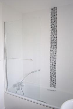 Bath and shower unit - Family Bathroom
