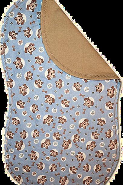 Blue Puppy Spittie (B39)