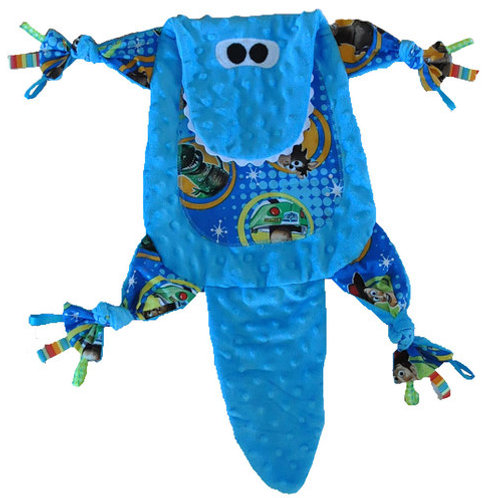 Blue Dino with Toy Story Tummy (Dino 1)