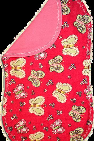 Pink Butterfly Spittie (G50)