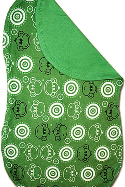 Green Monkey Spittie (B12)