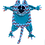 Thumbnail: Teal and Coral Chevron Kitty (Kitty 11)