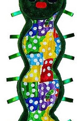 Green Caterpillar with Rainbow Tummy (Caterpillar 2)