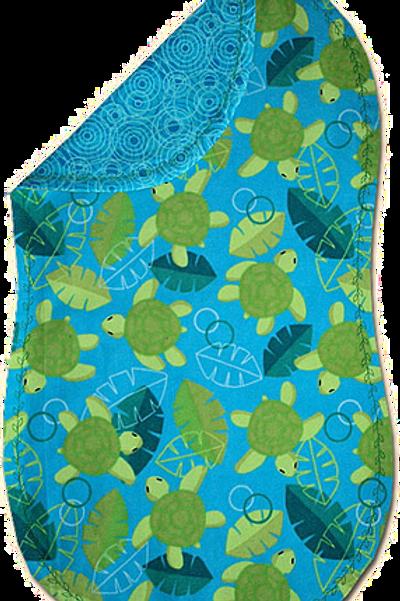 Blue Sea Turtle Spittie (B61)